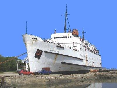Turbine bateau